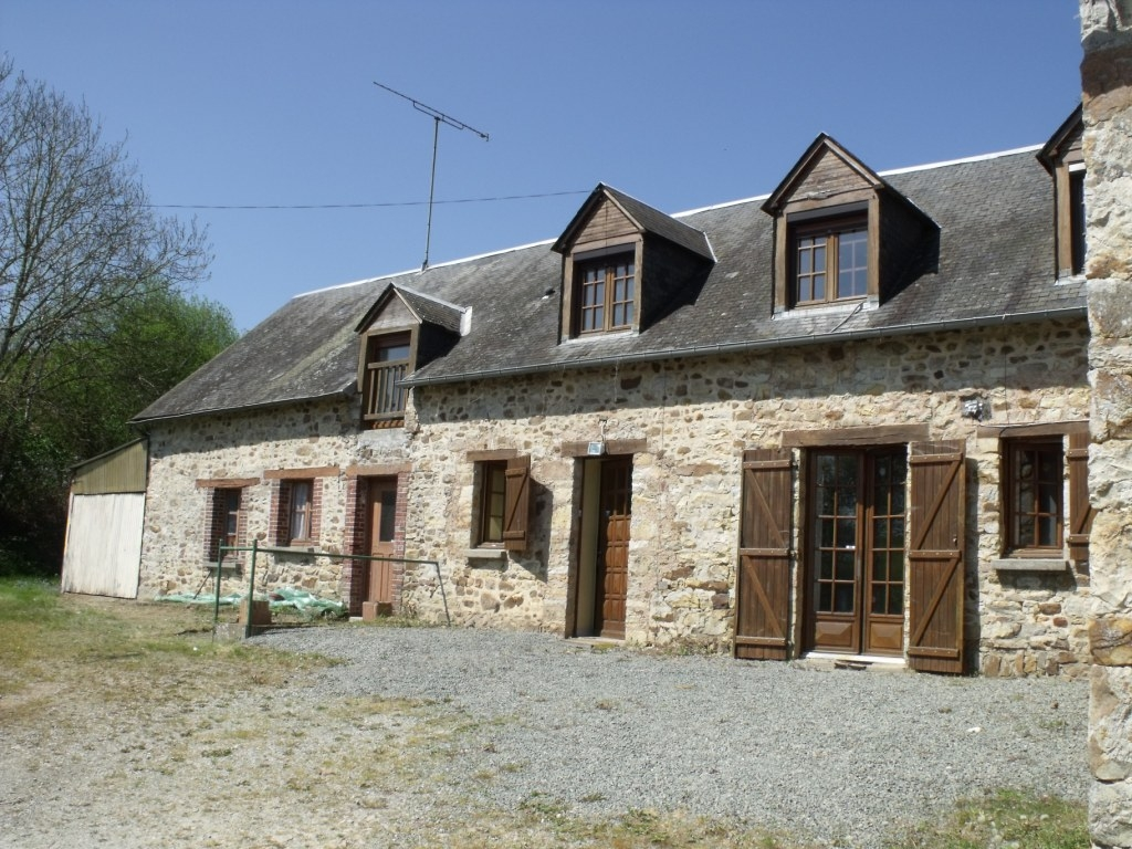 Maison perfect acheter orne et mayenne for Agrandissement maison 5m2
